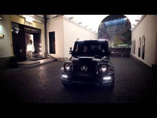 ТЮНИНГ Mercedes Benz ГЕЛЕНДВАГЕН G55 Mansory G Couture Моя мечта