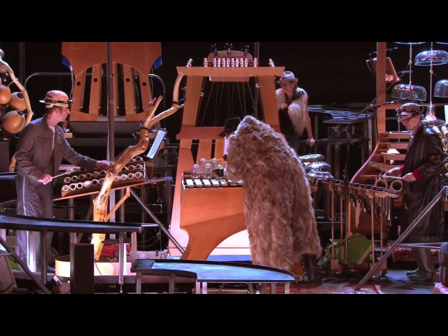 The Staging of Delusion of the Fury | Harry Partch Project | Ensemble Musikfabrik