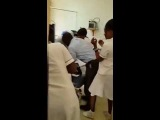 BOY SCARED OF GETTING NEEDLES- part 1