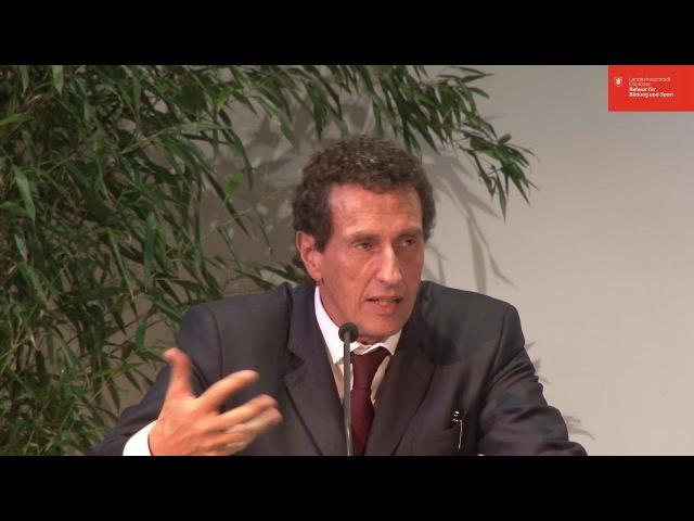 Prof Dr Dr h c Julian Nida Rümelin Philosophie einer humanen Bildung