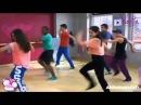 "Violetta 2 - Os meninos ensaiam ""On Beat"" - Coreografia - Capitulo 38"