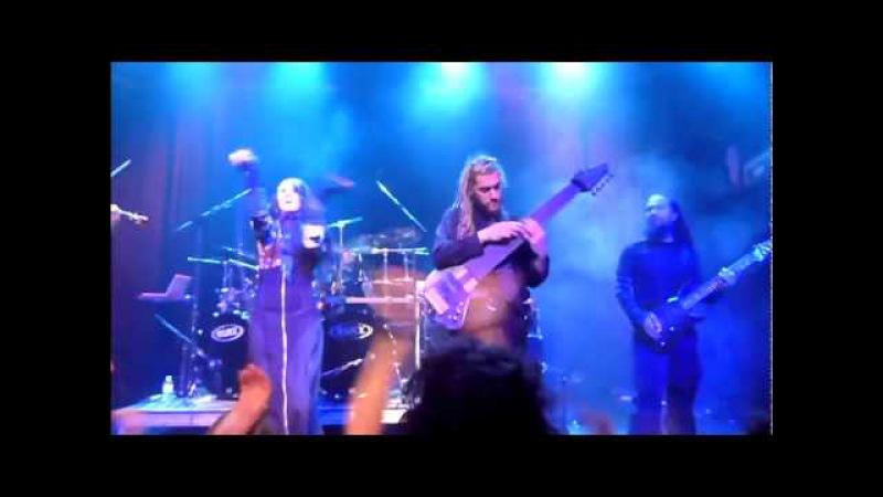 Unexpect - Unfed Pendulum music video (live footage)