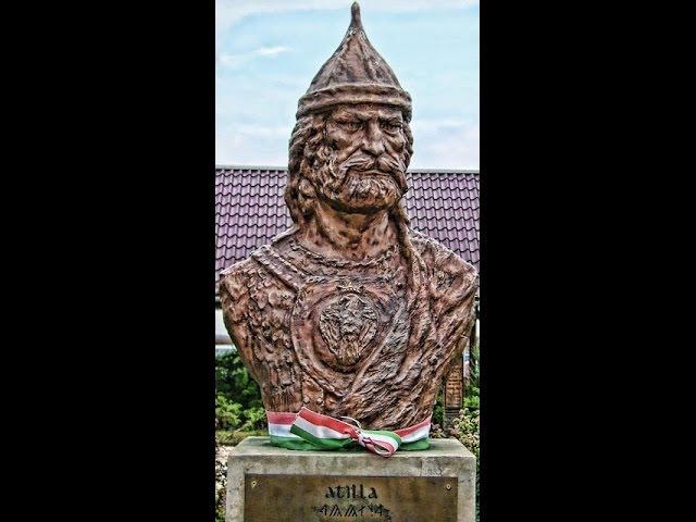 Русский князь Атилла Бич Божий за разврат царивший в Европе