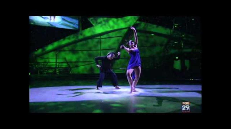 SYTYCD Season 3 Jaimie and Hok dancing Jazz to the music of Memoirs of Geisha soundtrack