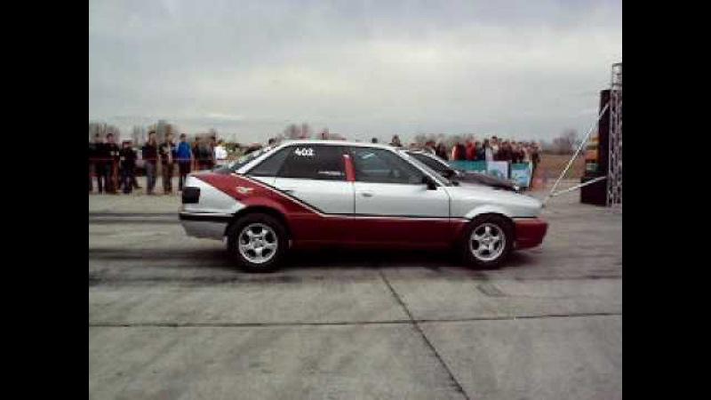 Kiskunlacháza 2010.03.27. gyorsulás és Opel találkozó