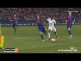 Musa Double Goal Debut Barcelona vs Leicester 3-2 ICC 3/8/2016