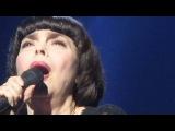 Mireille Mathieu La voix de Dieu Bruxelles, 2 novembre 2014