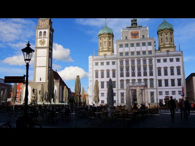 Augsburg Stadt Holiday