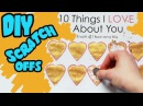 How to Make Scratch Off Valentines Day Card Toy Caboodle