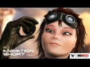 CGI 3D Animated Short Film GOLIATH Fantastic Sci-Fi Action Animation by ArtFX