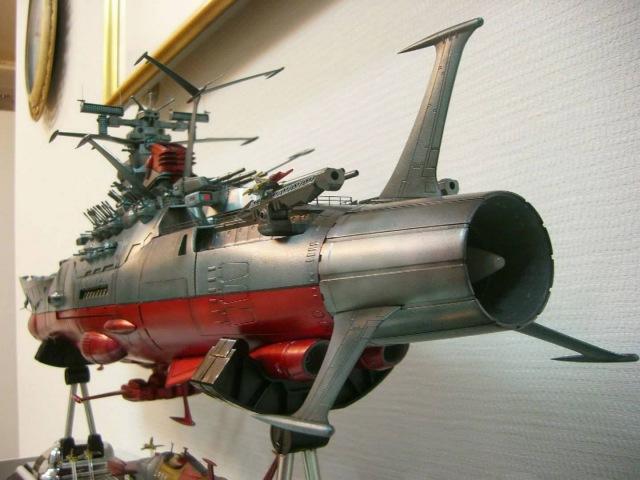 Space Battleship Yamato 1/350 Frigate Yukikaze (HD1080P)
