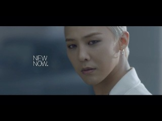 G-Dragon X SHINSEGAE DFS