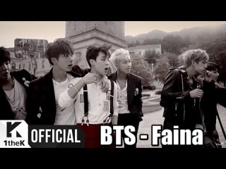 BTS - Faina MUSIC VIDEO [RUS CRACK]