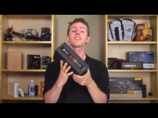 Linus Tech Quickie The Corsair AX1500i Digital ATX Power Supply от BitMark