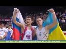 Вот так должно быть Молодцы ребята Украинец Олег Верняев и россиянин Давид Бел