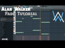 Fl Studio | Alan Walker Fade/d Tutorial | Free Presets!
