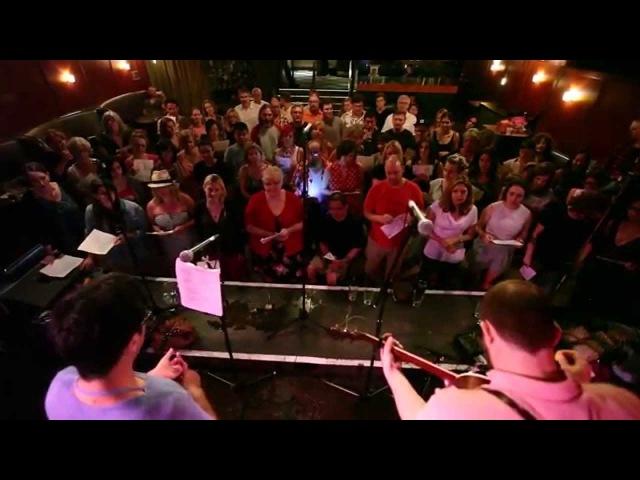 Choir Choir Choir sings Gordon Lightfoot If You Could Read My Mind