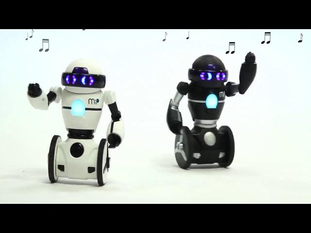 Интерактивный робот Wow Wee MiP Черный W0825
