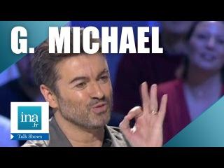"""George Michael """"Interview Pour Combien de Thierry Ardisson""""   Archive INA"""