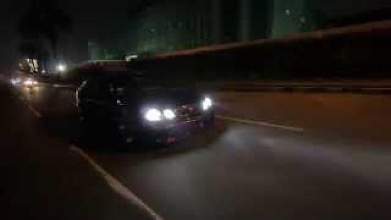 Toyota Aristo Red Menace VIP