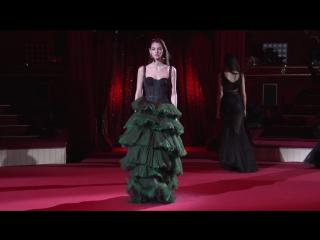 Юбилейный показ ULYANA SERGEENKO Haute Couture 2017