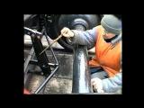 Регулировка тормозной рычажной передачи (1)