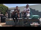 14 мая 2016 Кендалл и Дастин выступали с песней Parallel на вечернике CelebrateOutdoors в Санта-Монике, СШа