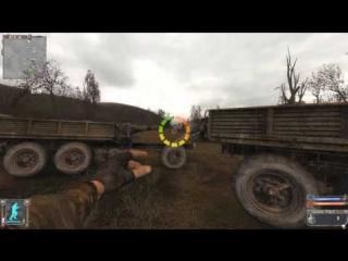 Прохождение OGSE 0692 Jekn gameplay addon4. Тайник Змея, тайник Стрелка.
