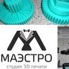 "Студия 3D печати ""Маэстро"", г. Борисоглебск"