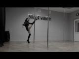 exotic pole dance | choreo Ksenia Kislitsina