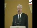 Ельцин - три пинка под зад либерализму