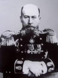 каперанг Н.М. Бухвостов.