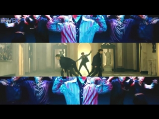 BTS_GOT7_EXO - Blood Sweat Tears_Hard Carry_Lotto MASHUP [by RYUSERALOVER]