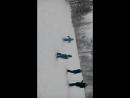 Юные лыжники турклуба САЛО
