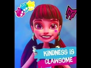 Welcome to Monster High Draculaura NEW Animation