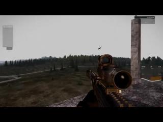 ARM STALKER- прилетел вдруг волшебник в голубом вертолете... XD