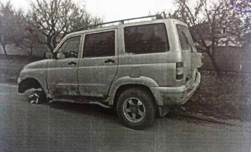 В Ростовской области сотрудники Погрануправления при задержании контрабандистов применили оружие