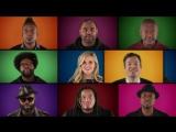 премьера Jimmy Fallon, Scarlett Johansson, Reese Witherspoon,Paul McCartney, Matthew McConaughey- Sing Wonderful Christmas HD