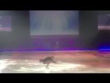 Аделина Сотникова и Мариам Мерабова. шоу Kings on Ice.Ереван.27.11.16.