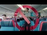 Зак Кинг показал магию монтажа в ролике авиакомпании Turkish Airlines