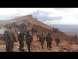 Сирийская армия в области Вади аль-Барада