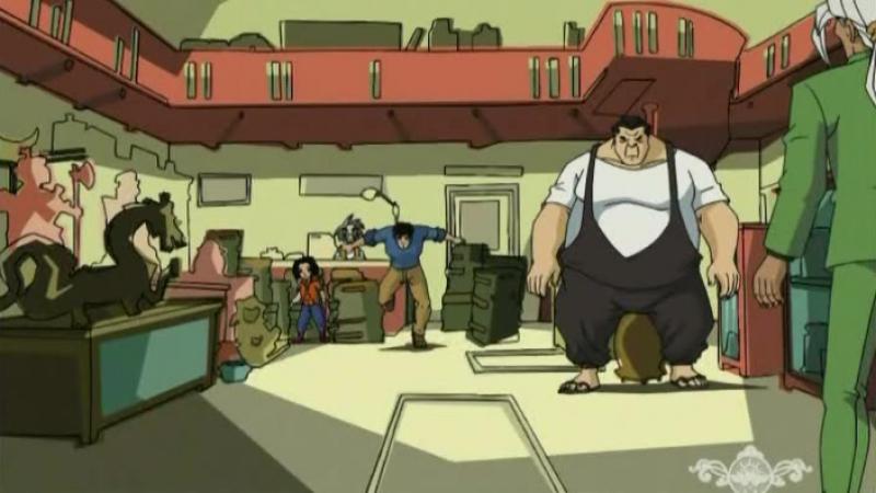 Приключения Джеки Чана 2 сезон 25 серия