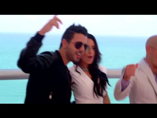 Ahmed Chawki feat Pitbull Habibi I Love You - Versuri