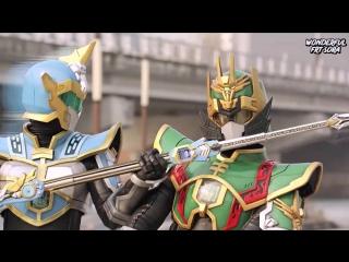 Legend Hero | Wonderful & FRT Sora 5 серия [русс.суб.]