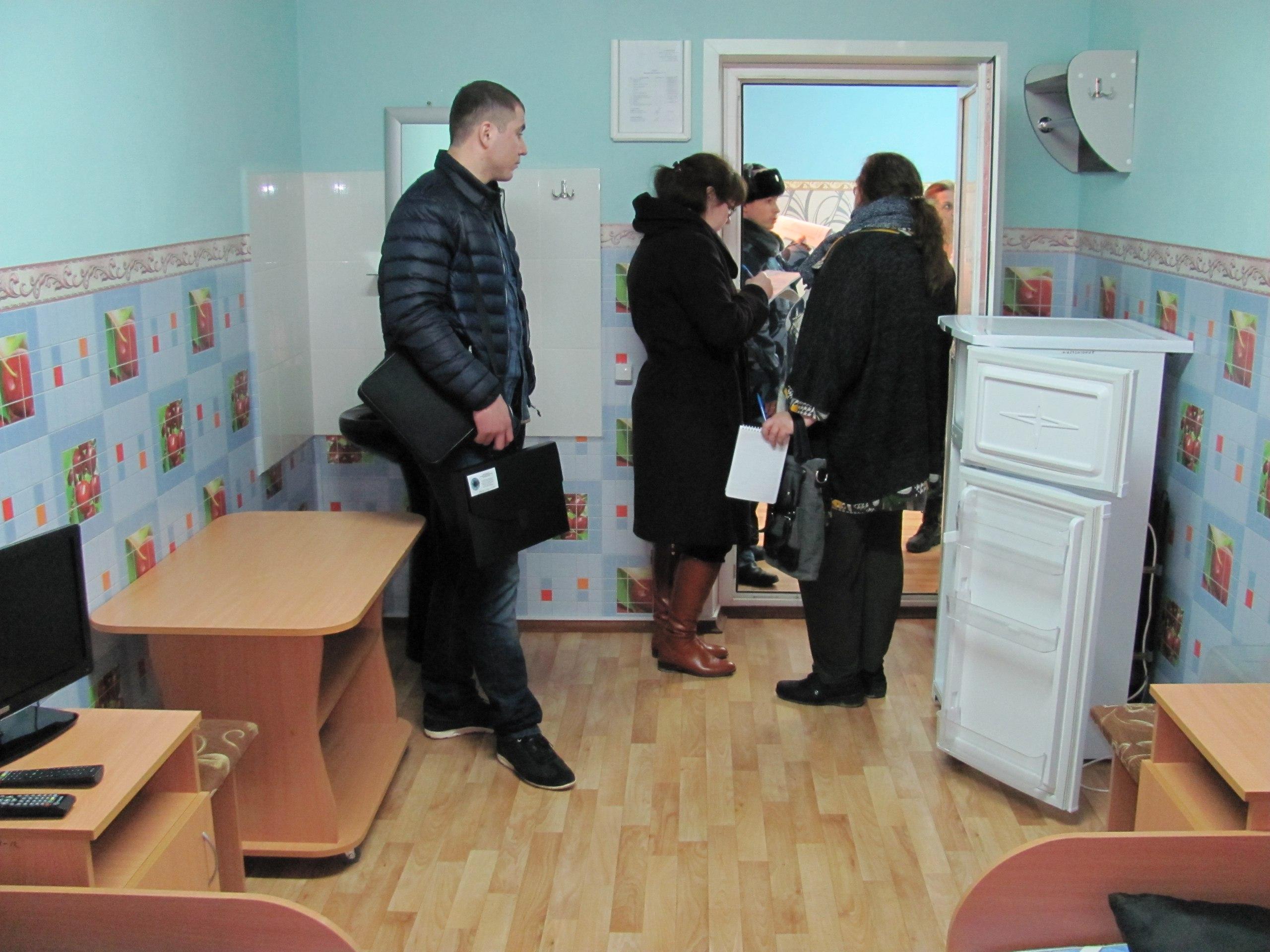 Общественный контроль ФКУ ИК-35, ИК-37 ГУФСИН России по Пермскому краю.