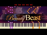 Be Our Guest (Piano) Beauty and the BEAST