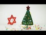 DIY Christmas Crafts - How to Make Christmas Tree from Wool Yarn/Thread