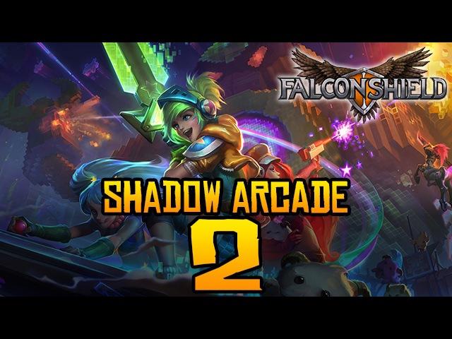 Falconshield - Shadow Arcade 2 (feat. KiandyMundi, Rawb, Nicki Taylor LilyPichu)
