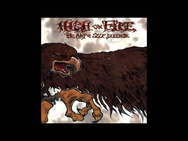 High On Fire - The Art Of Self Defense - Full Album