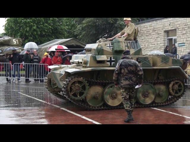 Легкий танк PzKpfw II ausf L Luchs